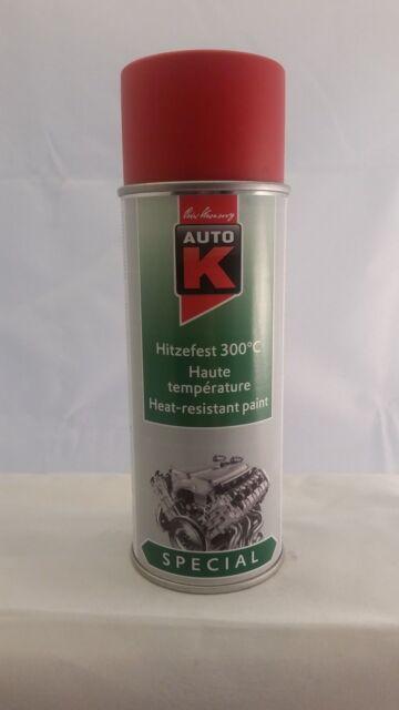 Auto Kwasny Hitzefest Rot bis 300 °C - Spraydose - Hitzebeständig