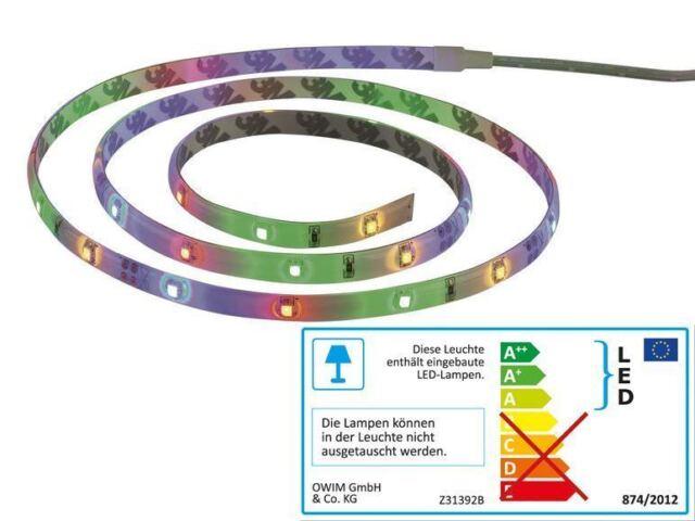 Fabulous Livarno Lux LED Band 3m Colour LEDs Strip Stripe Including Power HV76