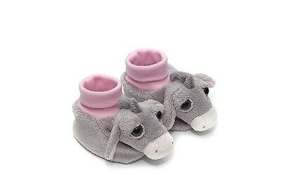 "Imparziale Suki Gifts L'il Peepers Asino Booties / Bootees Bambino O Bambina Regalo 0-10 Usi-s Baby Boy Or Girl Gift 0-10 Mths"" Data-mtsrclang=""it-it"" Href=""#"" Onclick=""return False;""> I Clienti Prima Di Tutto"