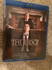The Judge Bluray 1 Disc Set ( Used)