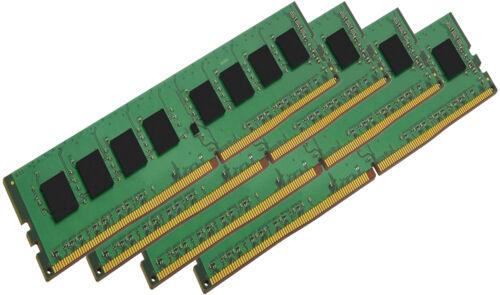 4x4GB Memory PC4-19200 LONGDIMM For DESKTOP PC DDR4-2400MHz NEW 16GB