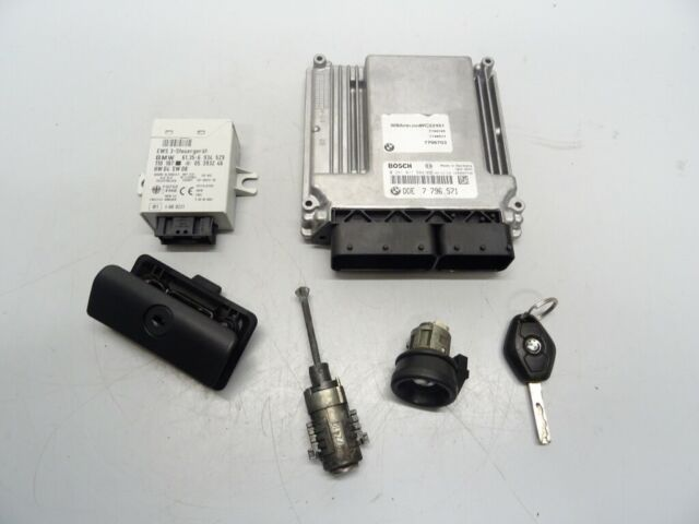 Bmw X3 Series E83 20d M47n2 Diesel Engine Dde Control Unit Module