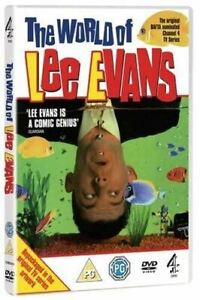 The-World-of-Lee-Evans-DVD-Very-Good-DVD