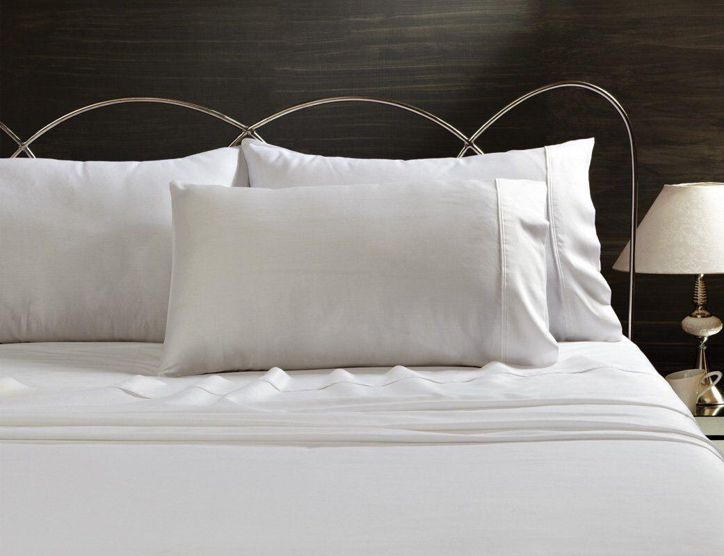 100% Bamboo Duvet Cover Set - King Größe - Duvet Cover, Fitted Sheet, Pillowcases