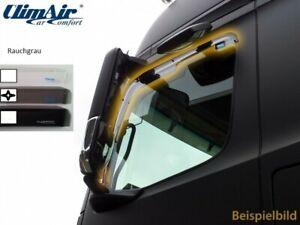 Peugeot-Boxer-250-2006-ClimAir-Windabweiser-Fahrer-Beifahrer-046071-rauchgrau