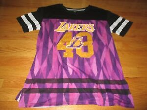 901cfa869b2 Image is loading LOS-ANGELES-LAKERS-No-48-MED-T-Shirt