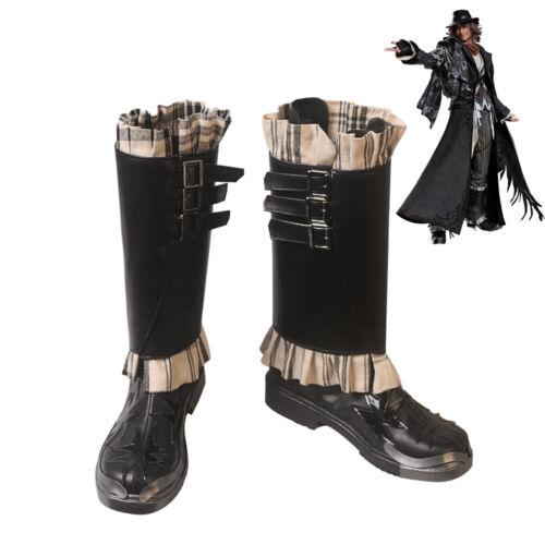 Ardyn Izunia Shoes Cosplay Final Fantasy XV FF15 Men Boots
