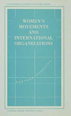 Women's Movements and International Organizations (International Political Econ