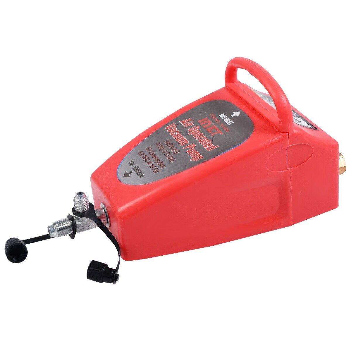 Air Vacuum Pump : Us pneumatic cfm air operated vacuum pump a c