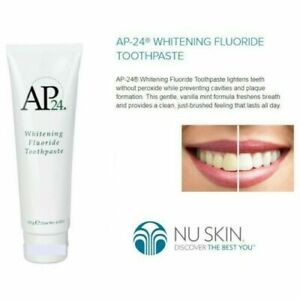 2tube-x110g-NU-SKIN-AP24-TOOTHPASTE-whitening-flouride-toothpaste
