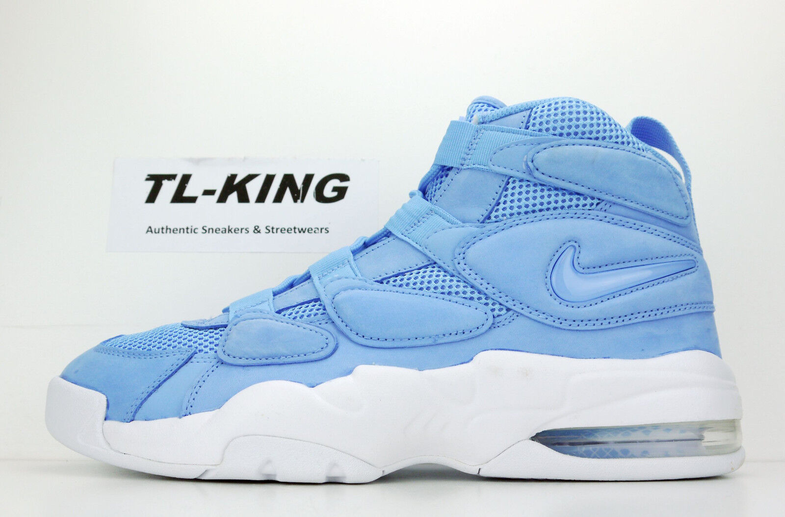 Nike Air Max 2 Uptempo '94 AS QS University Blue White 922931 400 Msrp Price reduction Cheap women's shoes women's shoes