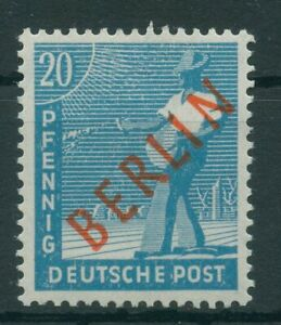 Germany-Berlin-vintage-yearset-1949-Mi-26-Mint-MNH-Tested-From-Ex-Mi-21-34