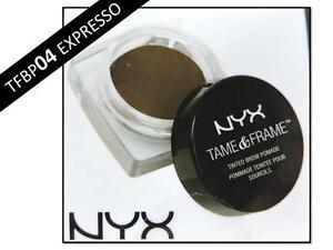 NYX Tame & Frame Tinted Brow Pomade ESPRESSO EXPRESSO TFBP04 ...