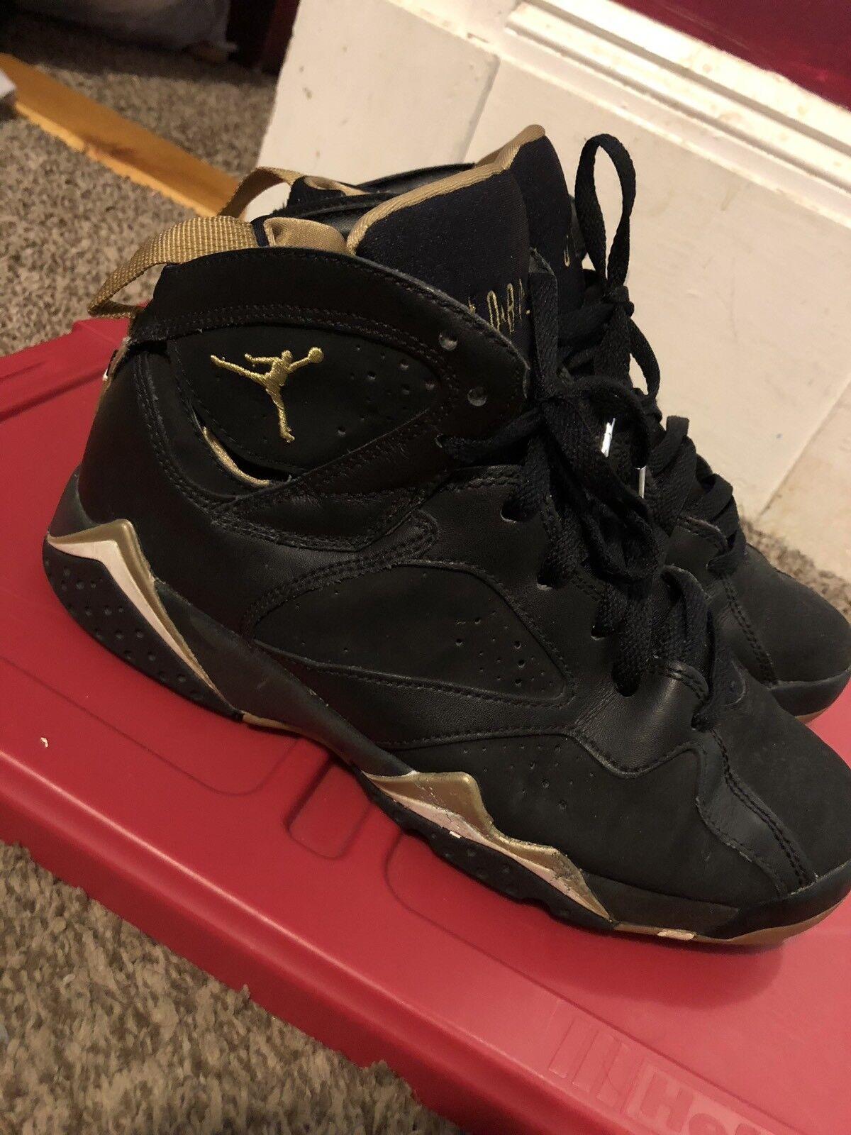 2012 Jordan Retro 7 momentos De oro y