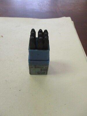 10T835 Pack of 5 Westward C.Steel Thread Die1In 13 Pitch 1//2In