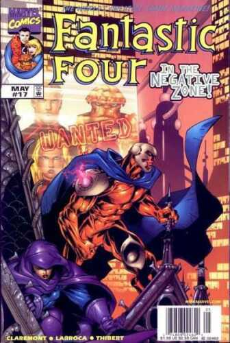 FANTASTIC FOUR VOL 3 #17