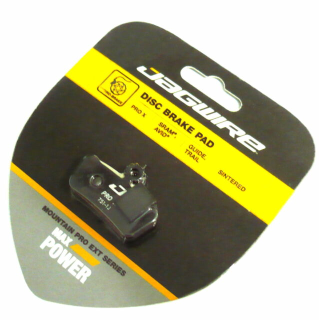 Jagwire DCA598 Disc Brake Pads, For SRAM Guide RSC, RS, R, AVID Trail, ADU