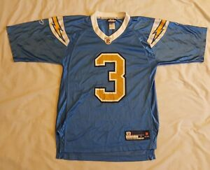 Details about Chargers Philip Rivers Jersey Adult S Powder Blue alternate GENUINE Reebok 17 3