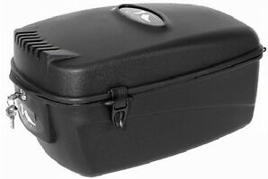 Fahrradbox Fahrradkoffer Top Case 17 Liter abschließbar inkl. 2 Schlüssel NEU