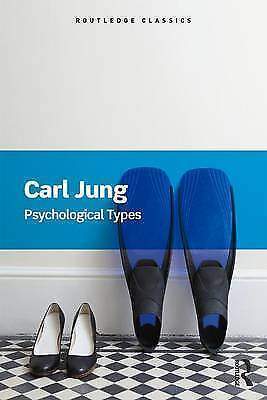 Psychological Types by Jung, Carl (Paperback book, 2016)