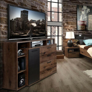 sideboard jacky kommode anrichte f r schlafzimmer. Black Bedroom Furniture Sets. Home Design Ideas