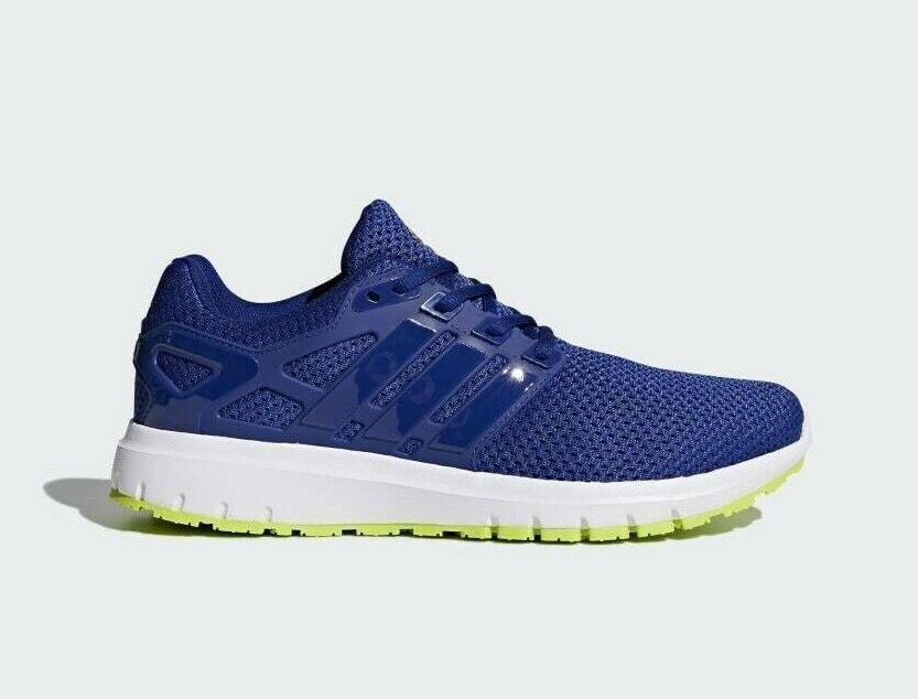Adidas Energy nube Hombre Para Correr Entrenadores Performance Tenis Zapatos BA8149 Azul