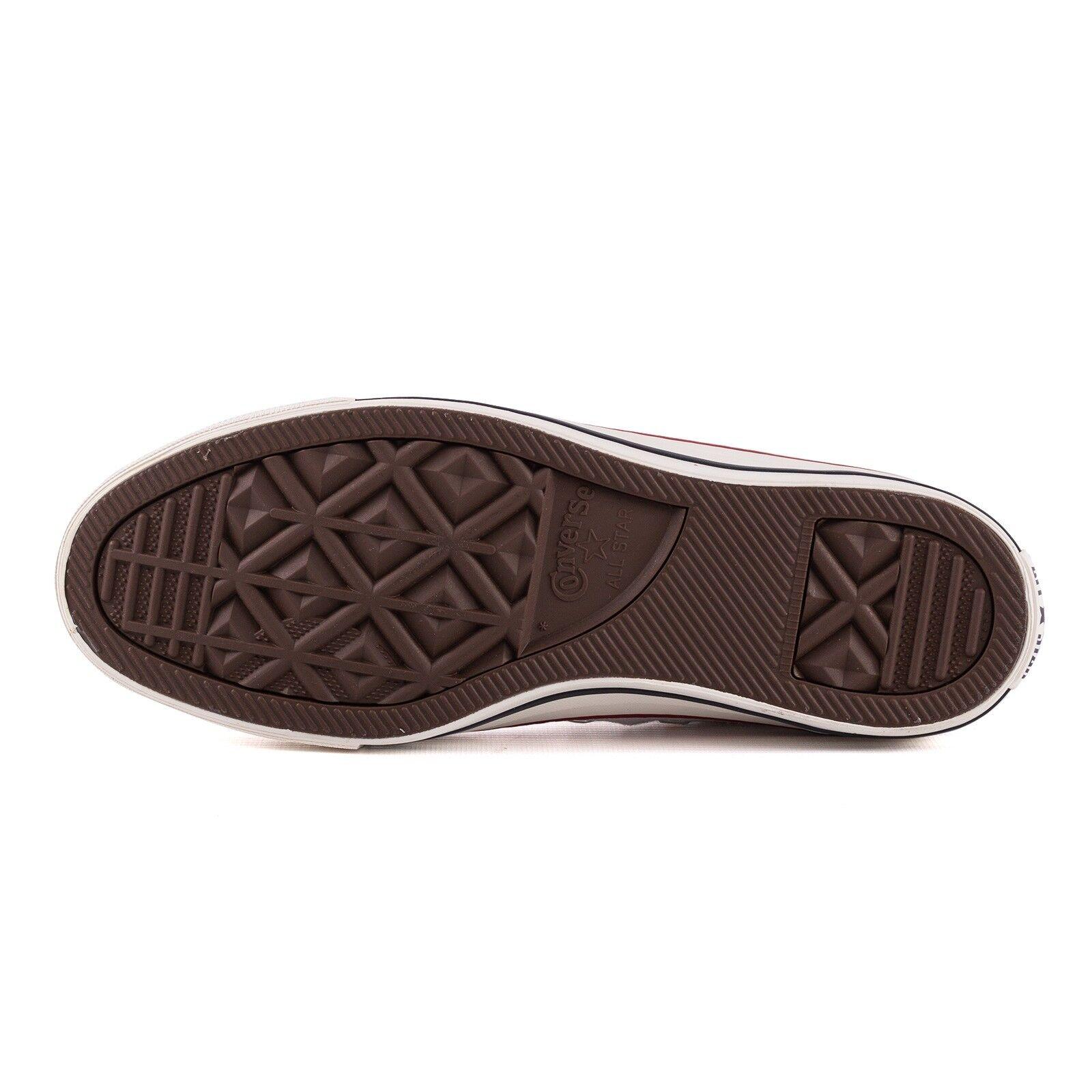 Converse Ctas OX Dark Schuhe Stucco Schuhe Dark unisex Sneaker Grün 51424 7e147f