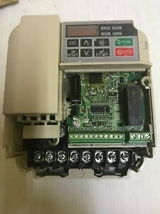 Details about Yaskawa Drive CIMR-JU4A0004BAA , (Cover Missing)