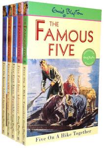 Enid-Blyton-Famous-Five-Collection-5-Books-SetNew-RRP-24-95-Fiv-Enid-Blyton