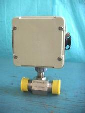 Egampg Flow Technology Ca03 3 C 0000 6 1 Turbine Flow Meter Extreme Environment
