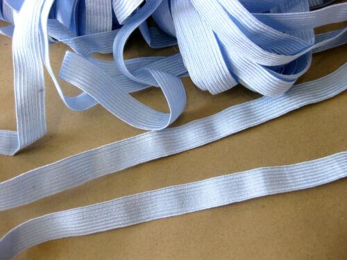 g4 azul verdoso-negro 0,55 € por metro 12mm de ancho, 5 metros de cinta elástica