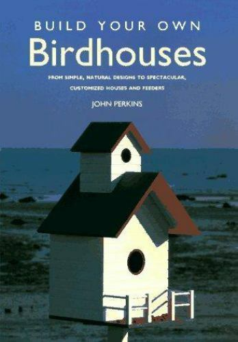 Build Your Own Birdhouses-ExLibrary