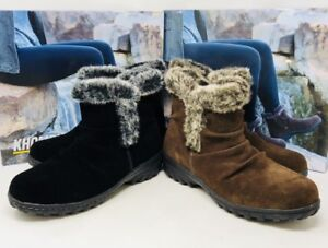 80f187222ba Khombu Ladies Winter Boots All Weather Lisa Variety Colors And Sizes ...