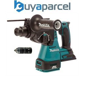 Makita-DHR243Z-18-V-LXT-Lithium-Ion-3-MODE-SDS-Rotary-Perceuse-a-Percussion-QC-Chuck