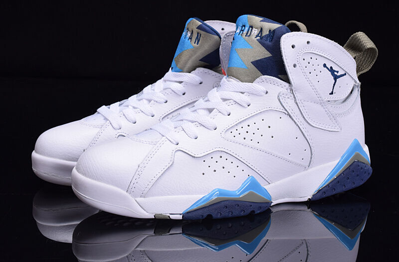 Nike Nike Nike Air Jordan 7 RETRO Bianco Francese UNI | diversità imballaggio  | Uomini/Donna Scarpa  9960dd
