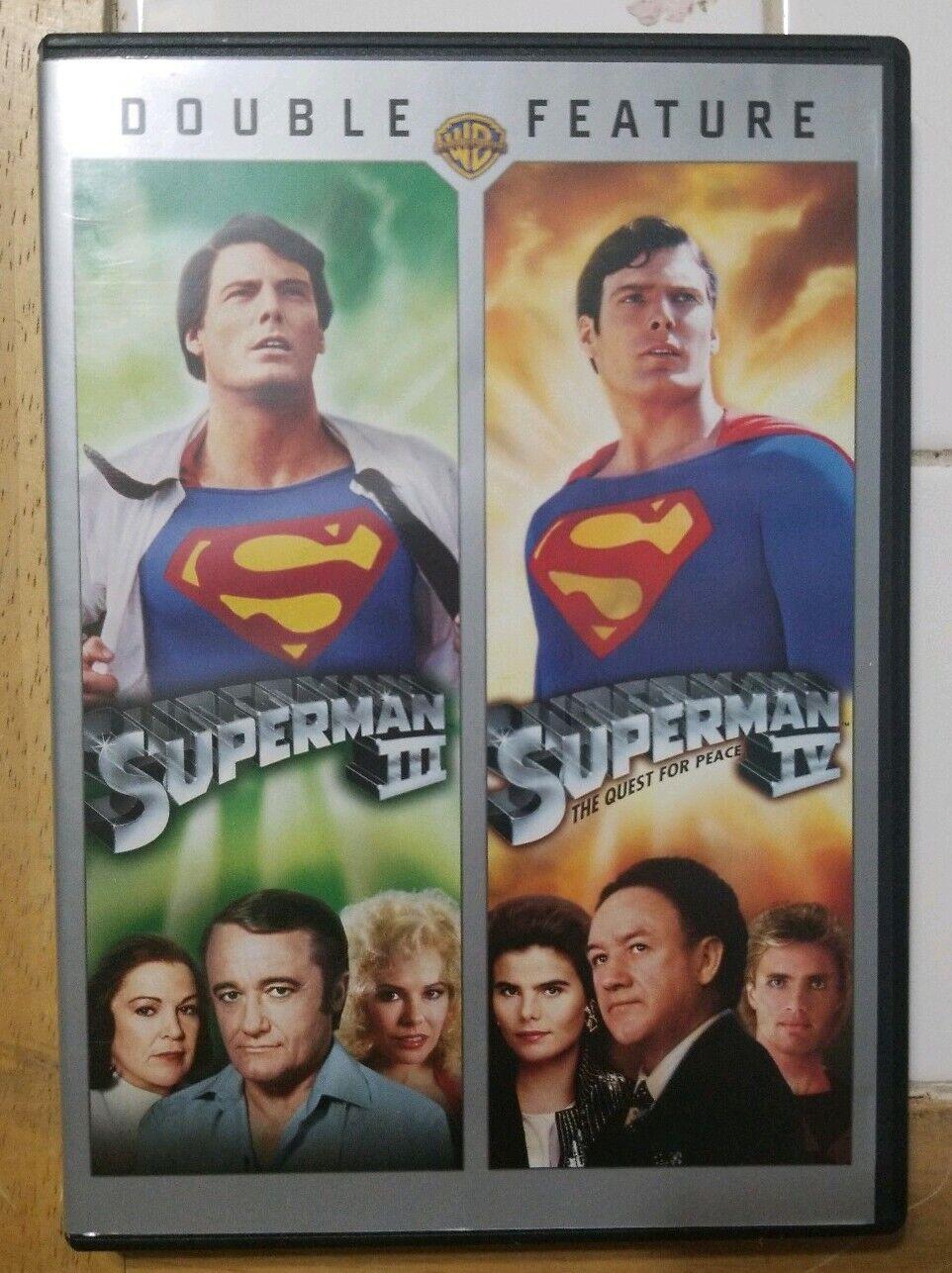 Unopened Pack 1987 Superman III 3 Movie Cards ~ Christopher Reeve Richard Pryor