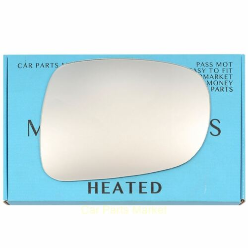 Right side Wing door mirror glass for Lexus IS 220//250//350 2005-13 heated