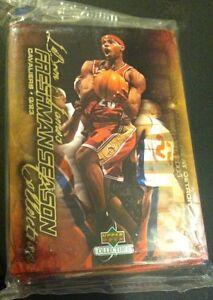 *UNRELEASED* Lebron James Rookie REDEMPTION SET ($500.00) Rare 2003 UPPER DECK 1