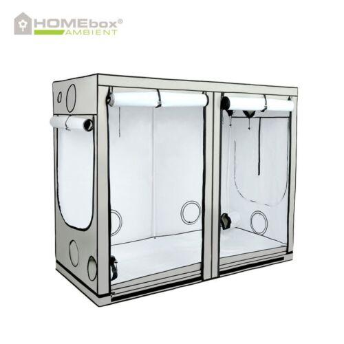 Homebox Ambient Q und R-Serie Growzelt Gewächshaus Q30 bis Q300 R80S bis R240