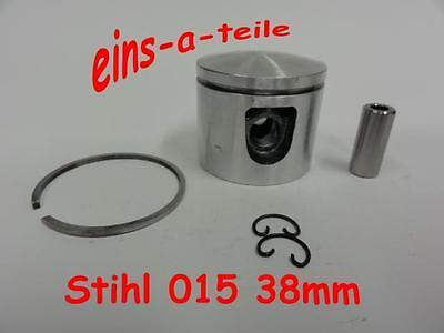 PISTONI PER STIHL 015 38mm 9mm PIN