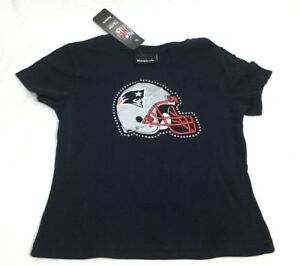 34dfb0cb Details about New England Patriots Girls Kids Childrens T Shirt XLarge /16  with Tags FREESHP