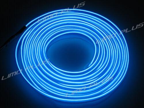 LED EL Lichtleisten Ambientebeleuchtung Innenraumbeleuchtung Flexibles Neon ed1