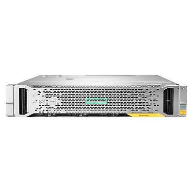 HPE StoreVirtual 3200 SFF Hard Drive Array, Rack-mountable - 2U, Capacity 1.2 TB
