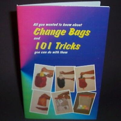 101 Tricks you can do with them! All you want to know about Change Bags