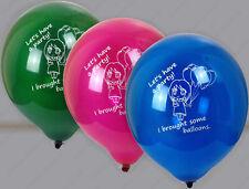 1 Paar Ballon Weltkugel 1 Meter Riesenballon Luftballon Erde Welt Globusballon