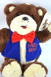 foto de Fred Bear Large Plush Toy Fred Meyer Vintage Store Promo