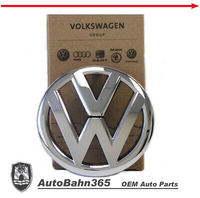 Exterior Accessories OEM VW Front Grille Emblem Jetta-Sedan 2011 ...