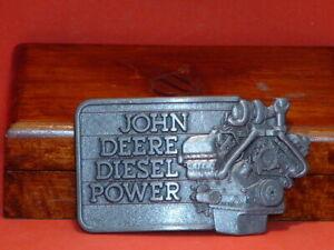 Pre-Owned-1982-John-Deere-Diesel-Power-Belt-Buckle