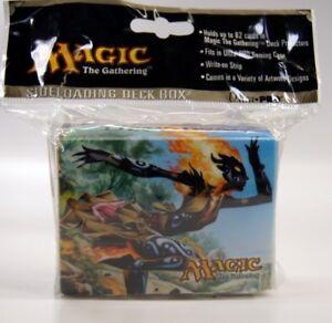 MTG Deck Box Ultra Pro Ash & Flamekin Magic the Gathering-afficher le titre d`origine JMqkWlhG-09161136-608457701