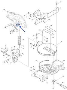 265984 1 makita hex head bolt ls1040 ls1045 ls1220 pound miter Water Splash Head image is loading 265984 1 makita hex head bolt ls1040 ls1045